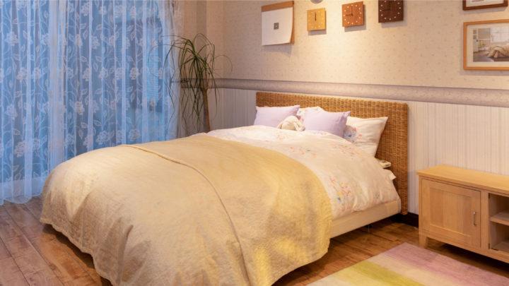 寝室から考える家づくり 眠りのプロが提案する安らぎの空間